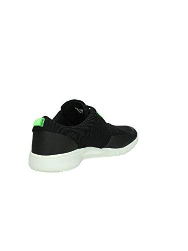 Guess Fmjed2 Ele12 Sneaker hommes Noir
