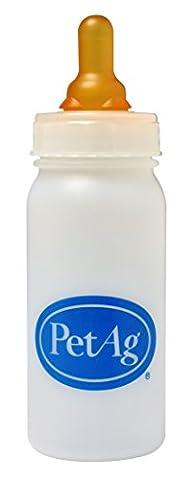 Nursing Bottle and Nipple by Pet Ag - 4 oz.