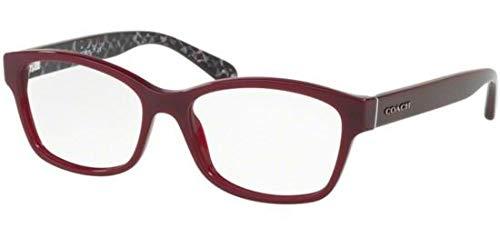 Brillen Coach HC 6116 BURGUNDY Damenbrillen