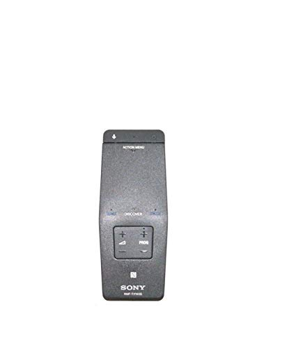 NFC Remote RMF-TX100E for Sony One Flick Touchpad BRAVIA Android TV 2015 KD-43/49/55/65/75X****C KDL-43/50/55/65/75W***C XBR-55/65/75X***C 149295013