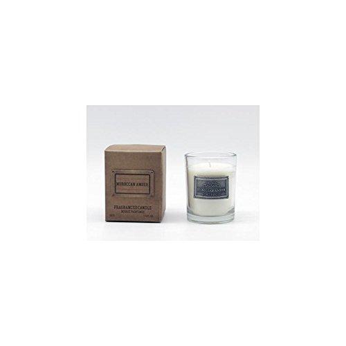 AC-Déco Bougie 220 g - Parfum Ambre et Jersey