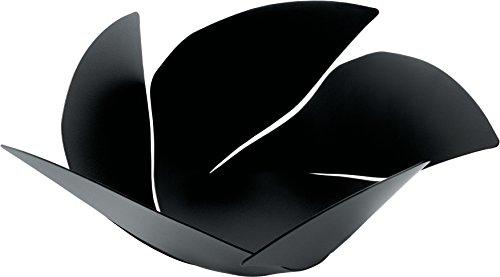 Alessi OD02/29 B Obstschale Twist Again, schwarz