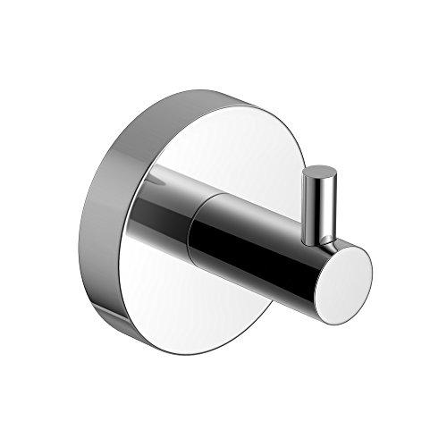 Soak Accesorio baño: Moderno perchero baño redondo