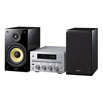 Sony CMT-G2BNIP Kompaktanlage (WiFi, DLNA, Internetradio, DAB+, CD, Radio und USB-Eingang für iPod/iPhone)