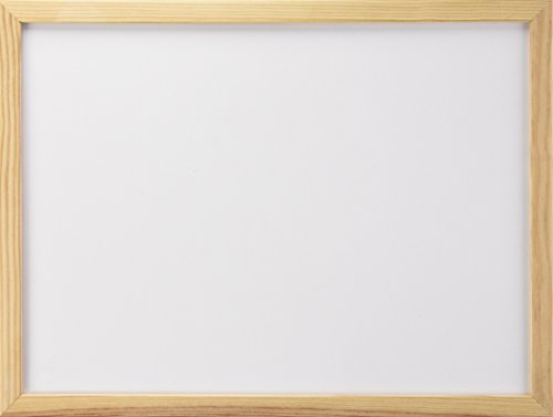 q-connect-400x300mm-wooden-frame-whiteboard