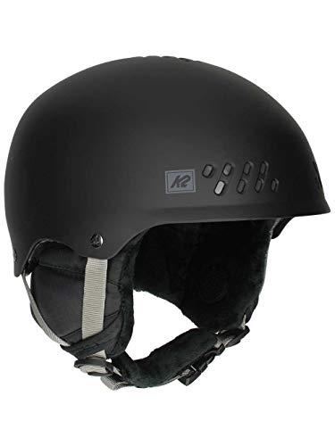 K2 Skis Herren Skihelm PHASE PRO black L/XL 10B4000.3.1.L/XL Snowboard Snowboardhelm Kopfschutz Protektor -