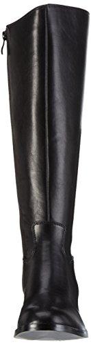 BuffaloB105A-151 P1735A PU - Stivali alti con imbottitura leggera Donna Nero (black 01)