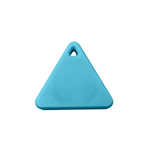 Xshuai Mini Bluetooth Smart Tag Tracker Haustier Kind Brieftasche Key Finder GPS Locator Alarm (Blau) - - Multi-sport Gps-pack