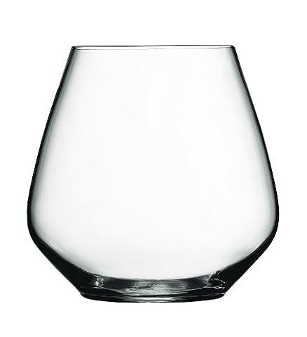 Bormioli Luigi Atelier Packung Gläser zu 59 cl, Glas, Transparent, 6 Stück