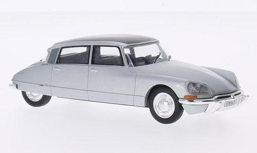 Citroen DS 21, Silber/schwarz, Modellauto, Fertigmodell, SpecialC.-61 1:43 - Citroen Modell