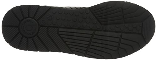 bugatti Herren K4003pr6n6 Low-Top Schwarz (schwarz 100)
