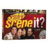 Seinfeld Scene It Game With DVD TV Trivia