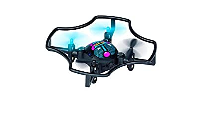 Carson 500507137 500507137-X4 Dragonfly FPV 2.4G RTF Remote Control Model RC Quadcopter / Drone with Batteries and Remote Control 100% Ready to Fly 2.4 GHz Black
