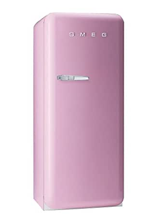 Smeg FAB28RRO Réfrigérateur 1 porte 248L Classe: A+ Rose