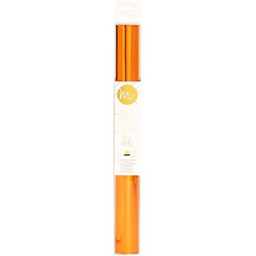 Craft-folie (American Crafts minc Reactive Folie 12.25-inch X 10'roll-orange)