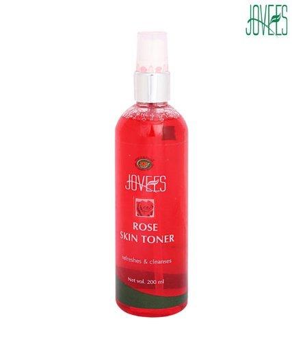 Jovees Skin Toner - Rose - 200ml by Jovees