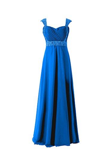 JAEDEN - Robe - Sans Manche - Femme Bleu