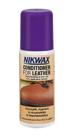 Nikwax Conditioner for Leather - Assouplissant et imperméabilisant pour chaussures en cuir