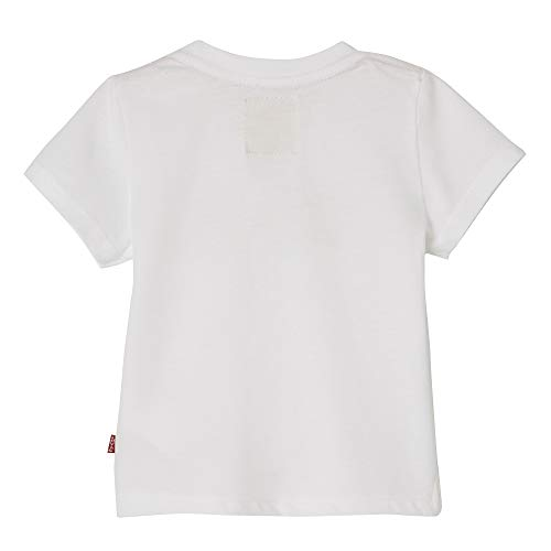 8b9186033a ... Blanco Levi s kids Nn10124 01 Short Sleeve tee-Shirt