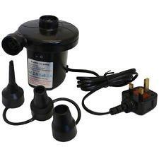 240V/12V elektrische Luftpumpe
