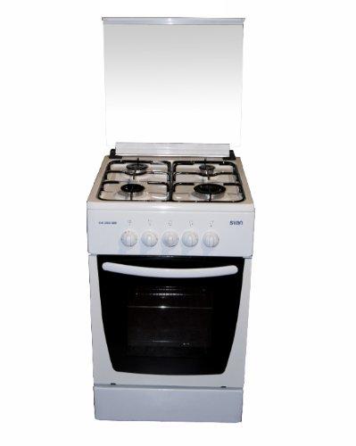 SVAN SVK 5502 GBB Independiente Encimera de gas Blanco - Cocina (Cocina...