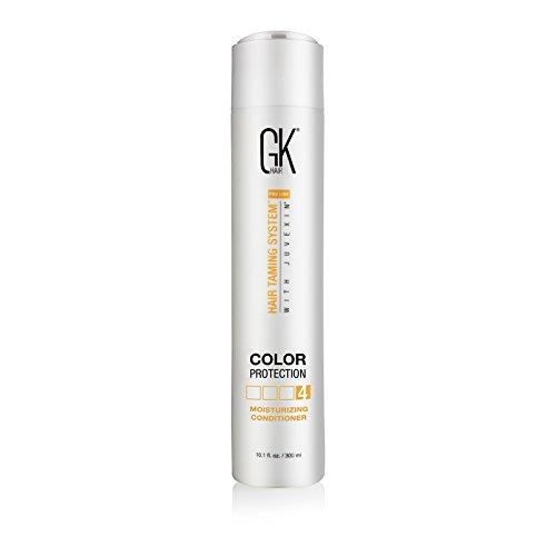 gkhair Moisturizing Conditioner Farbe Schutz für trockene/normales Haar mit Bio-Extrakten Öl 300ml/10,5oz–von Global Keratin (Moisturizing Shampoo Und Moisturizing Conditioner)