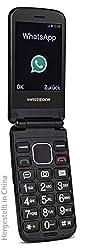 Swisstone BBM 680 3G GSM-Mobiltelefon (7,11 cm (2,8 Zoll) Display) schwarz