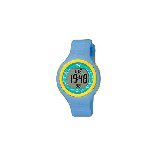PUMA TIME PU910541013 - Reloj unisex, correa de goma