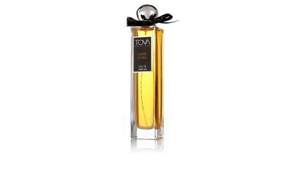 Ambre Tova De Eau Parfum 100ml D'oro N8n0Ovwm