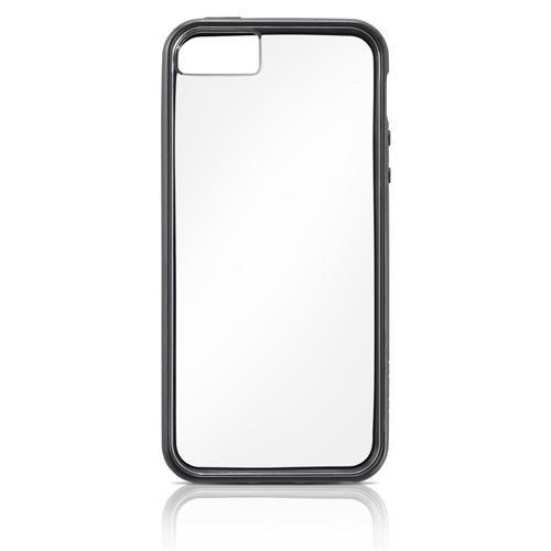 Gear4 IC501G IceBox Edge Schutzhülle für Apple iPhone 5 schwarz Clear/Schwarz