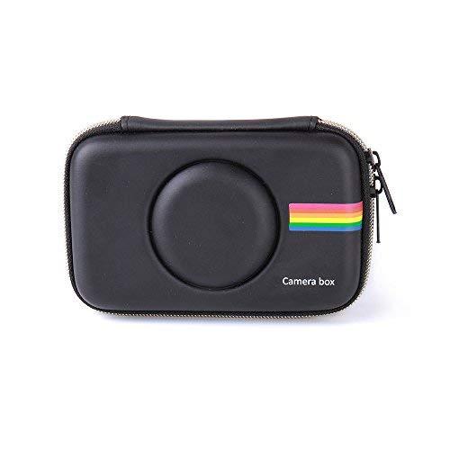 Esimen 2018Motif Coque Rigide pour Polaroid Snap et Snap Touch Instantanée Impression Digital Camera Sac de Transport Boîte de Protection Noir