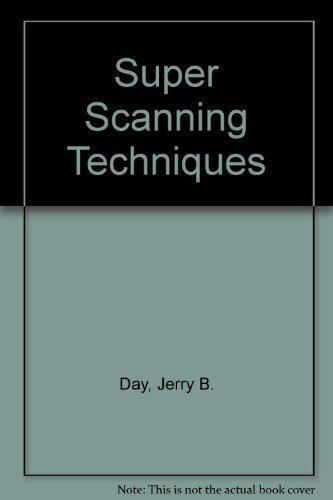 Super Scanning Techniques: The Hewlett Packard Guide to Black & White Imaging (Hp Desktop-scanner)