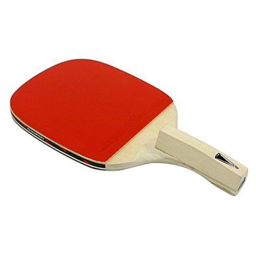 Champion XIOM v1.2ph Ping Pong Schläger Tischtennis Typ Stifthalter + Geschenk (Key Ring) -