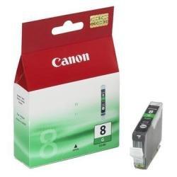 Canon CLI-8 G original Tintenpatrone  Verde für Pixma Inkjet Drucker PRO9500-PRO9500MarkII -
