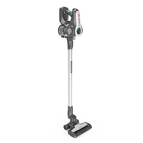 Hoover Ra 22AFG Dust Bag Grey, Silver Handheld Vacuum–Handheld Vacuums (Dry, Dust Bag, 0.7L, Grey, Silver, battery, 35min) (Hoover-hand-held Staubsauger)