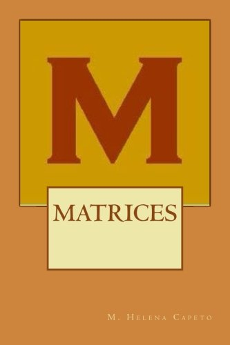 Matrices: Algebre Lineaire
