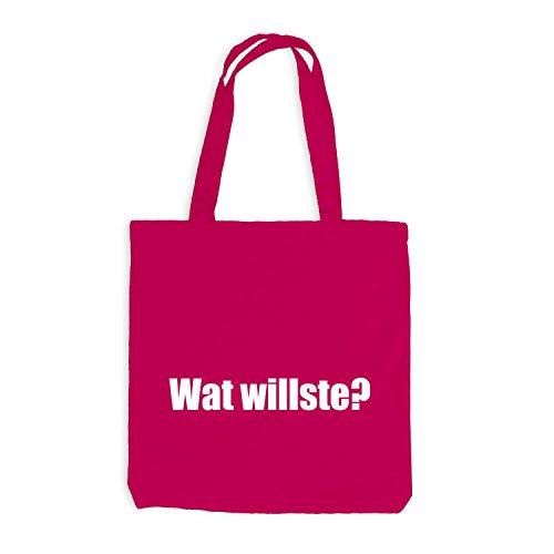 Borsa Di Juta - Wat Willste? - Divertente Festival In Stile Rosa