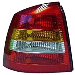 VAUXHALL ASTRA MK4 (3 & 5 DOOR) EXCLUDING SPORT MODELS 1998-2004 REAR LIGHT / LAMP DRIVERS SIDE
