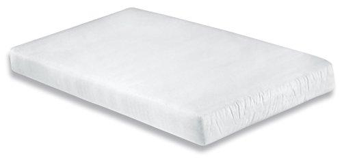 Babysanity materassino lettino con rivestimento sfoderabile altezza 8 cm da campeggio