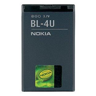 Original - Nokia BL-4U Akku Li-Ion 1000 mAh für 3120 Classic /...