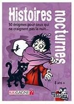 Kikigagne Black Stories Junior - Histoires nocturnes