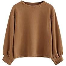 newest collection a44fe aa28d brauner pullover damen - Suchergebnis auf Amazon.de für