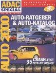ADAC Special, CD-ROMs : Auto 2000, 2 CD-ROMs Auto-Ratgeber & Auto-Katalog. Autokaufen leicht gemacht. Mit Crash-Test: 35 Autos zum Vergleich