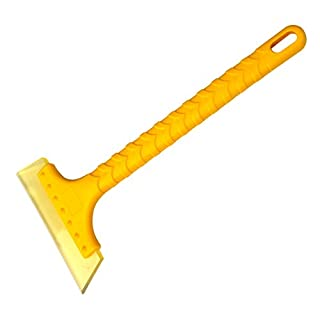 Miaoo Long Handle Tendon Car Snow and Ice Shovel Scraper Snow Removal Tool for Car
