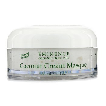 Eminence Coconut Cream Masque (Normal to Dry Skin) - 60ml/2oz by Eminence Organic Skin Care