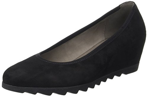 Gabor Shoes Damen Basic Pumps, Schwarz (17 Schwarz), 39 EU
