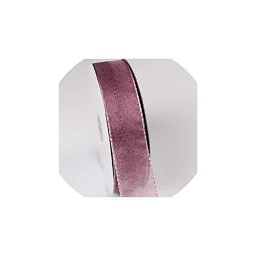 10 Meter/Los Satin-Bänder DIY-Kunstseide-Rosen Crafts Supplies Ripsband Scrapbooking Material, 0092,40mm