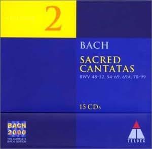 Bach 2000 Vol. 2 Geistliche Kantaten