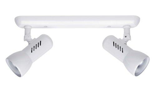 Brilliant-Minor-06329T05-2x60W-Spotlight-2-flame-White