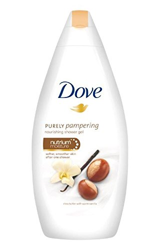 Dove Karite Gel De Ducha Nutritivo 500 ml - [Pack de 4]